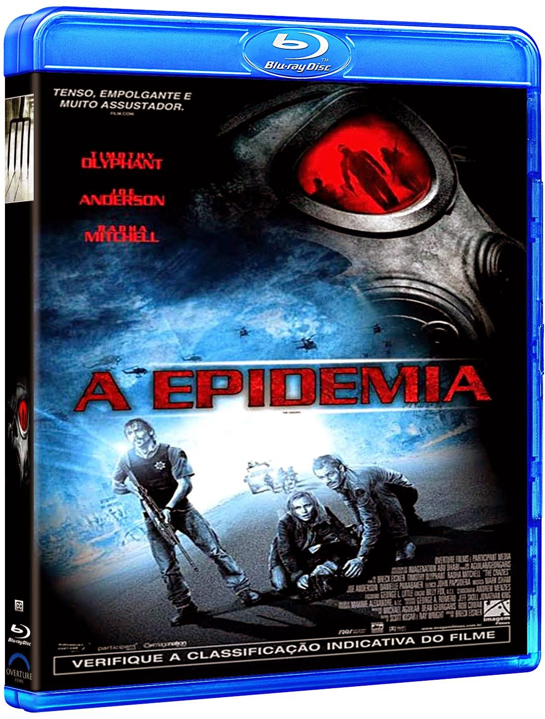 A Epidemia – BluRay – Dual Áudio Torrent
