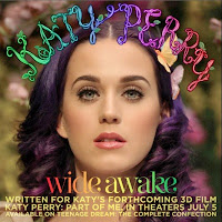 Download Katy Perry's Wide Awake lyric video