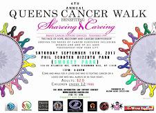 Queens Cancer Walk