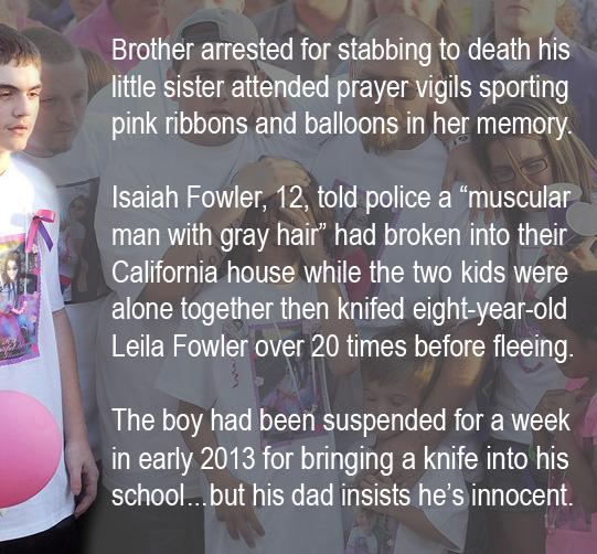 Leila Fowler murder