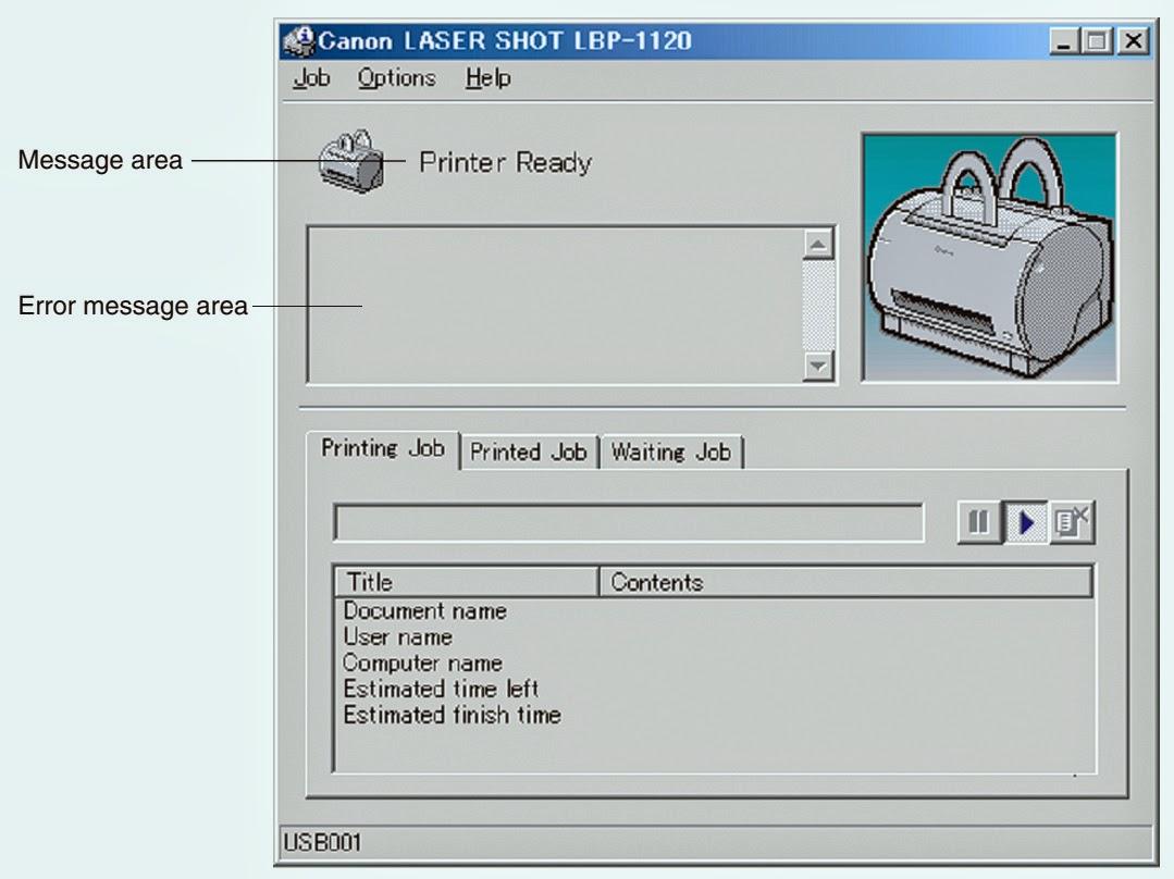 Драйвер для принтера canon lbp 1120 скачать