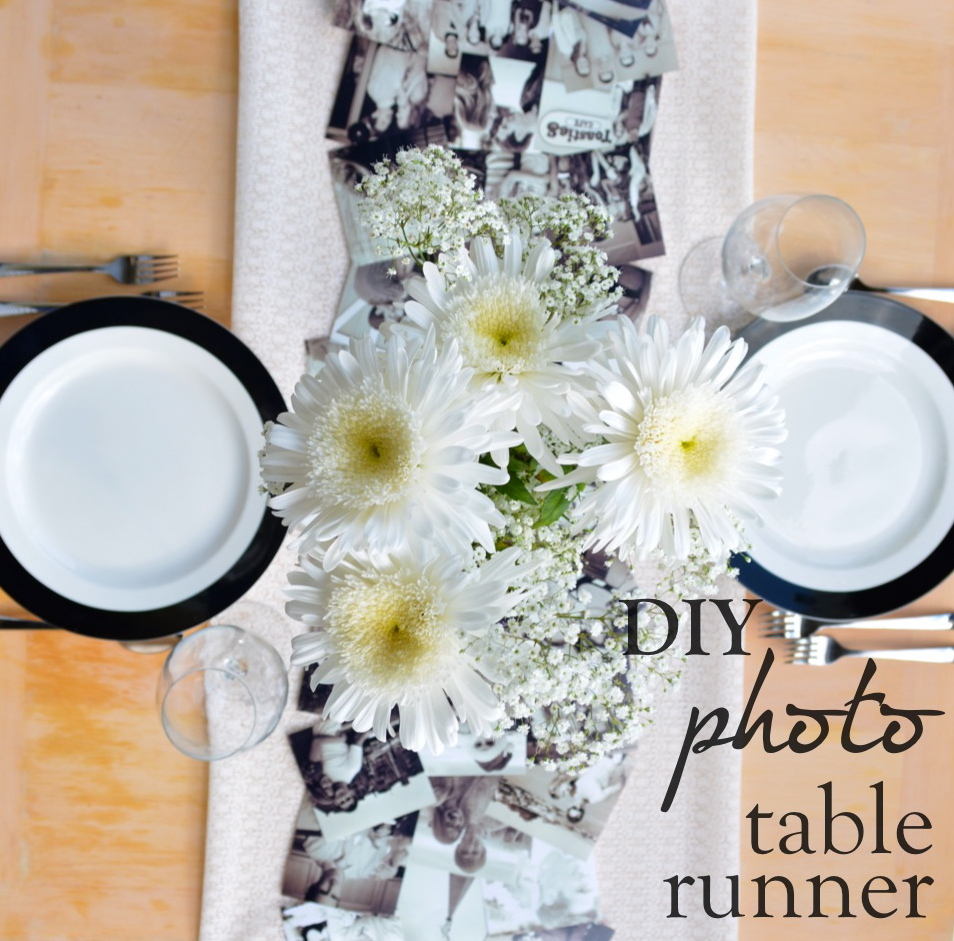 Anniversary Dinner Decor Ideas | DIY | Elisabeth McKnight