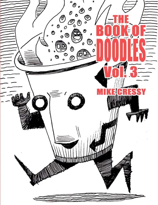 The Book of Doodles Vol 3