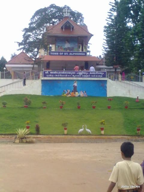 Bharananganam Blessed Alphonsa