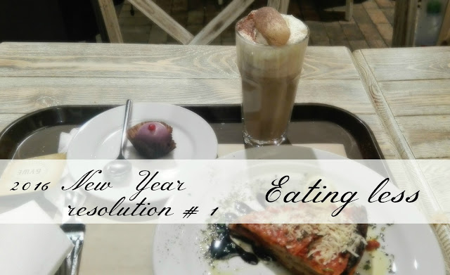coffee, diet, blogging resolutions, healthy eating, new year new me
