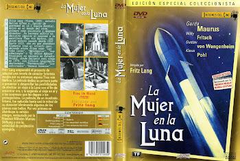 Caratula dvd: La mujer en la luna (1929) (Frau im Mond)