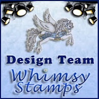 Proud to Design For Whimsy Stamps