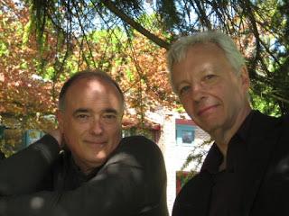 John Potter & Richard Wistreich of Red Byrd