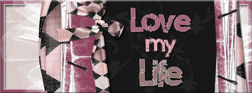 I Love My Life Facebook Covers Latest FB Cover...