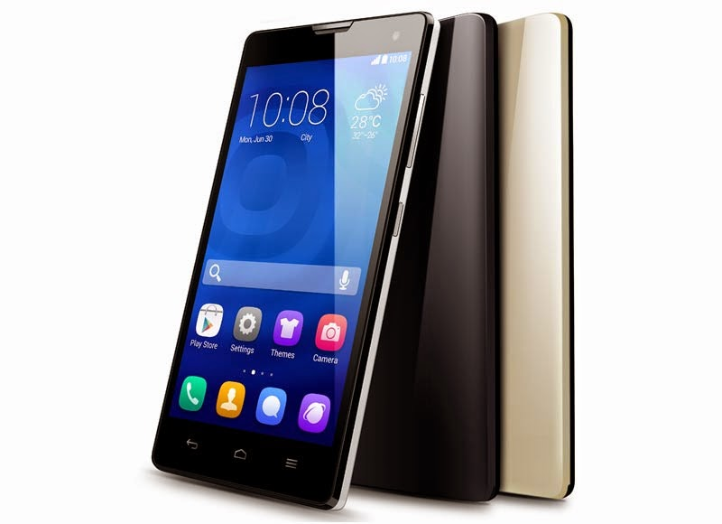 Huawei Roll Out Budget Friendly Smartphone Honor 3C ...