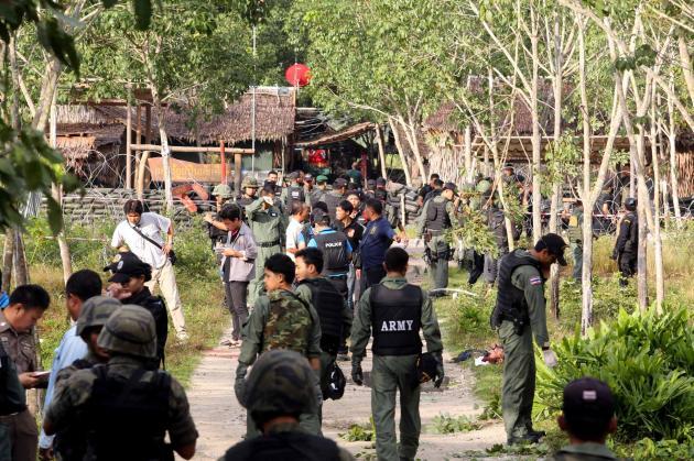 14 Feb - Laporan memetik salah seorang anggota tentera Filipina yang