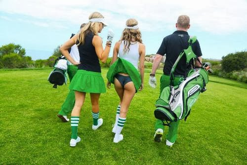 How The Irish Play Golf