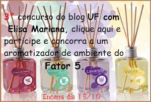 """3° Concurso do blog #UF """"O que te faz feliz?"""""""
