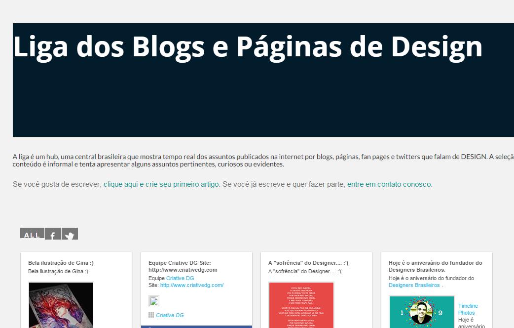 O ano do Designers Brasileiros | Designers Brasileiros