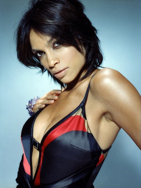 Top 100 Hot Celebrities - Sexiest Female Celebrities ... Rosario Dawson Ethnicity