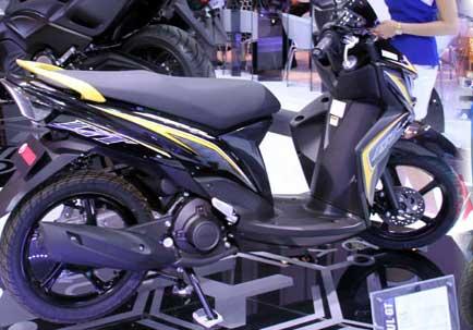 Keren Foto Modifikasi Yamaha Mio GT 125