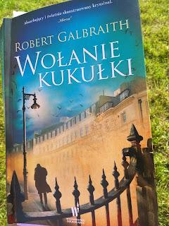 """""""Wołanie kukułki""""- Robert Galbraith"""