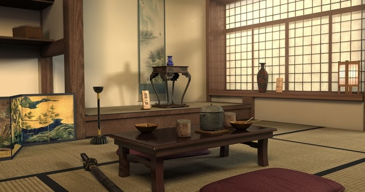 Marzua estilo japon s en decoraci n for Decoracion oriental