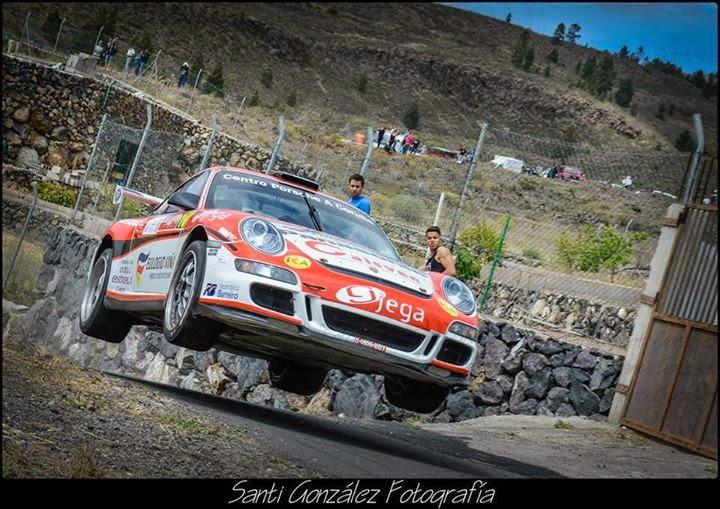 25º Rally Villa de Adeje, Cpto. de España de Rallys
