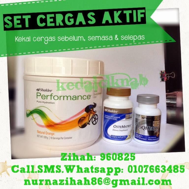 SET CERGAS & AKTIF