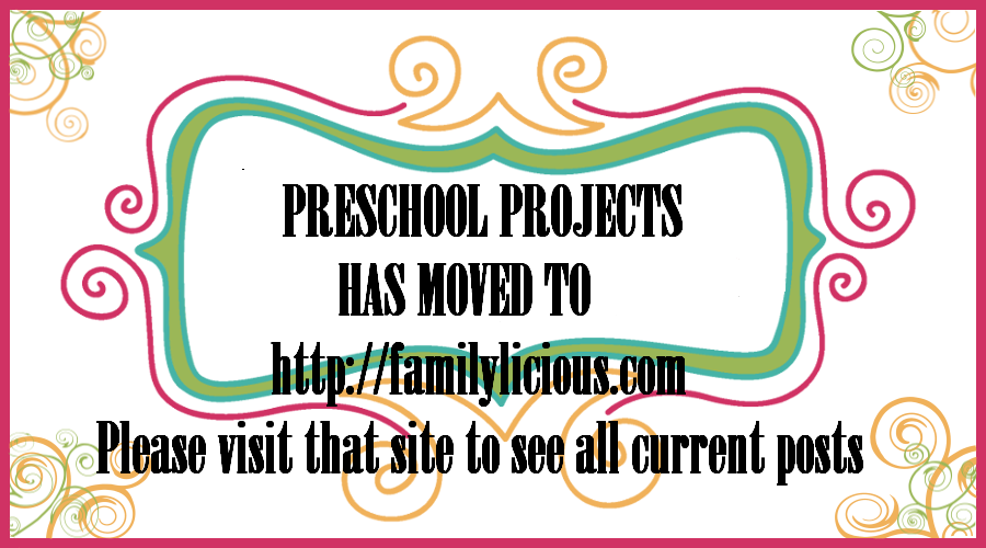 Preschool Projects