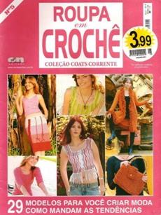 Revista Roupa em Croché Ano 1 №5