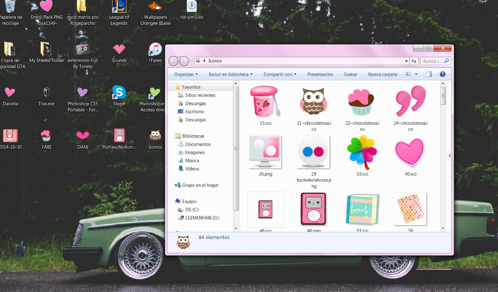 Pack de iconos para decorar tus carpetitas y programas 3 for Aplicaciones para decorar