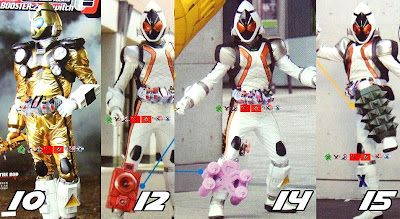 Miu, Self-Proclaimed Kamen Rider Club President &Latest Fourze Astro Switches
