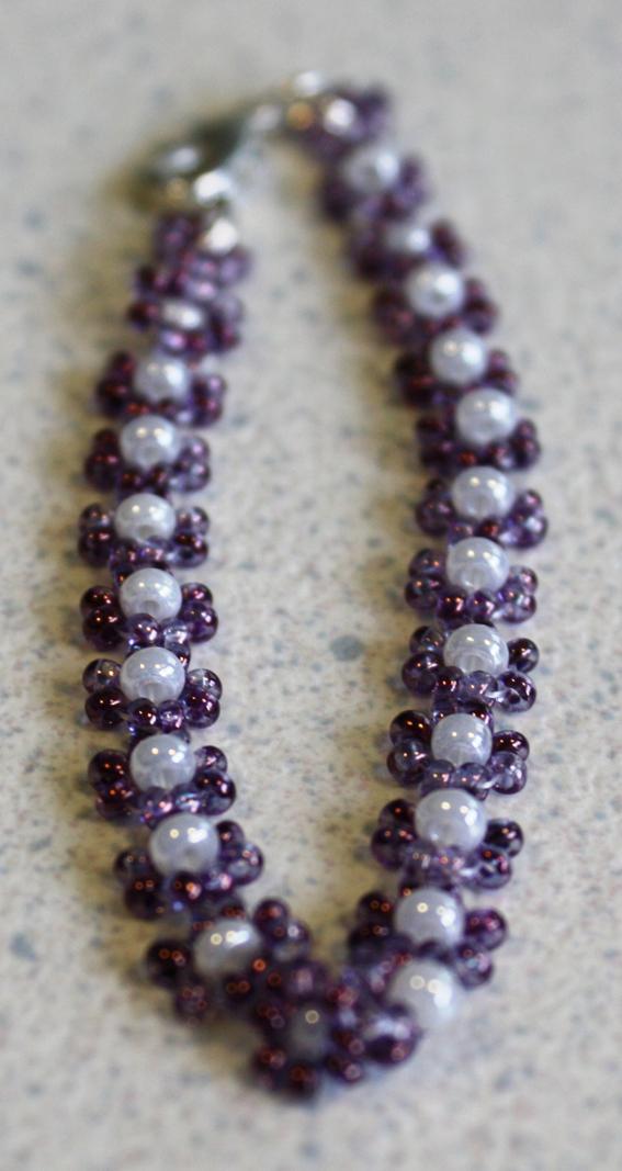 we make beginners bead weaving workshop details