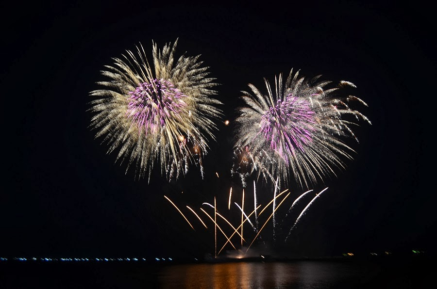 The 5th Philippine International Pyromusical Competition - Philippines & Australia