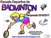 ESCUELA DE BADMINTON