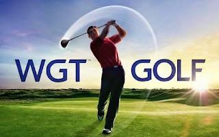 Screenshots of the WGT golf mobile for Android tablet, phone.