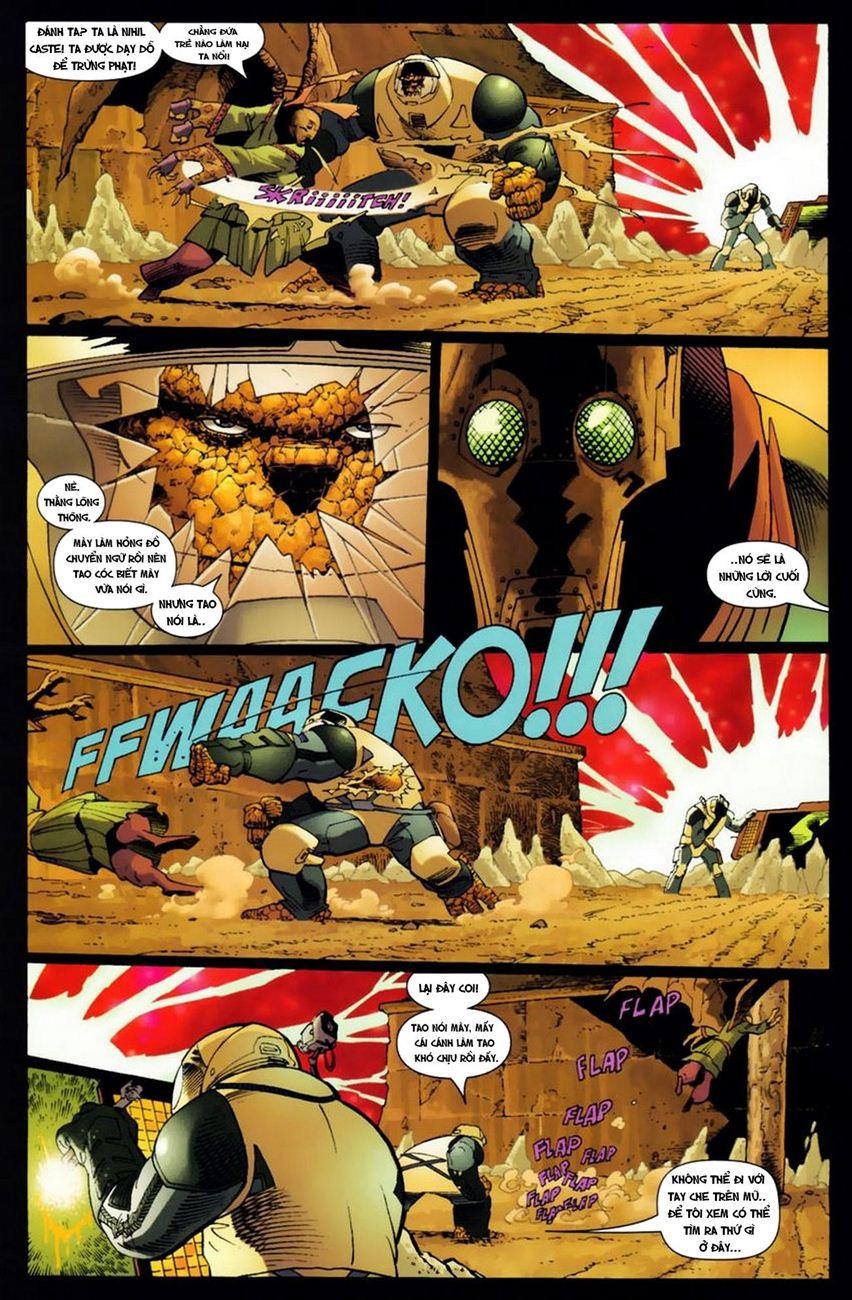 Ultimate Fantastic Four chap 17 - Trang 6