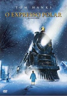 O Expresso Polar Dublado capa poster baixar filme download