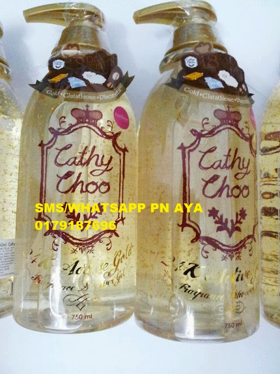 CATHY CHOO SHOWER 24K