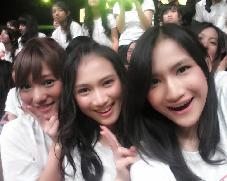 Melody JKT48 atau Melody Nurramdhani Laksani