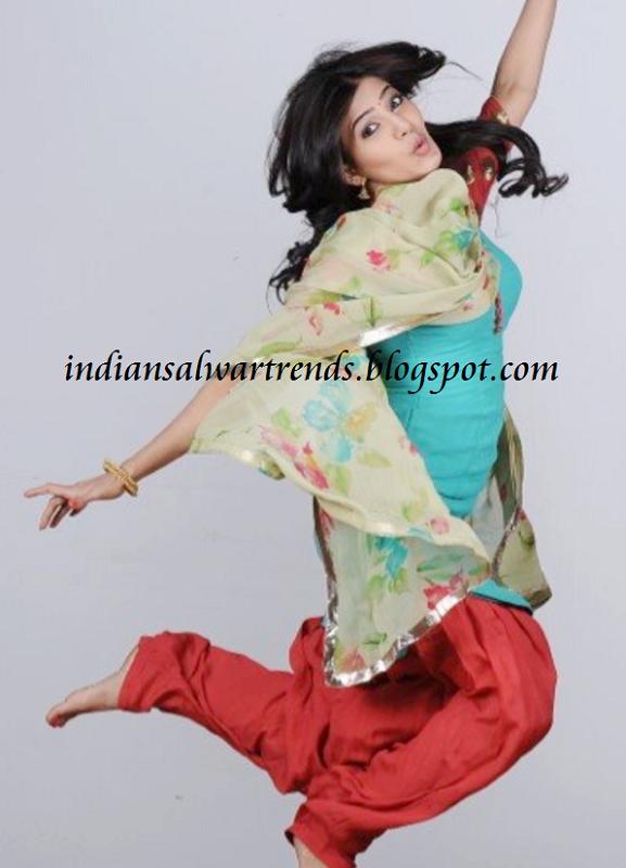 Indian Actress Samantha in