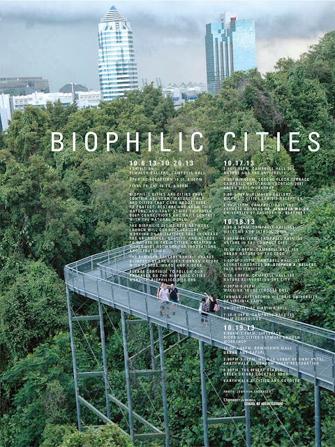 Urban Scale Richmond The Biophilic Cities Project And The Urban Imagination