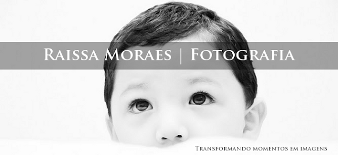 Raissa Moraes | Fotografia