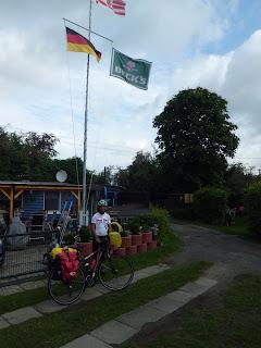 Capo Nord in bicicletta