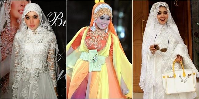 Kumpulan Foto Model Baju Kebaya Ala Syahrini Trend Baju