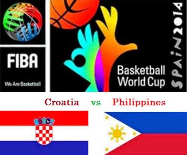 Gilas Pilipinas vs Croatia Game Result