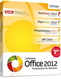 SoftMaker Office Professional 2012 Español rev 691