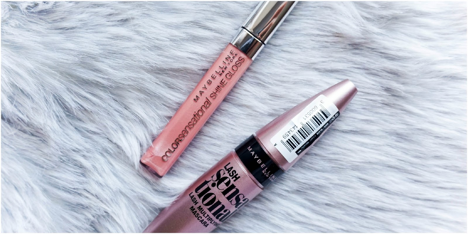 Maybelline Lash Sensational Mascara, Coloursensational Gloss
