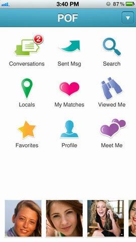 Pof date night app