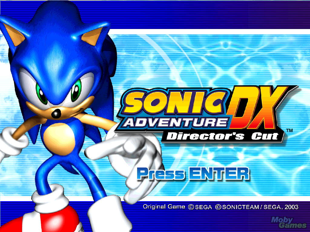 Sonic Game Cube Stuck Green Rings