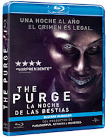 The Purge: La noche de las bestias (The Purge)