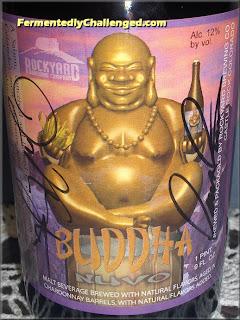Buddha Nuvo Label