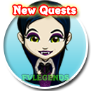 FarmVille Legends Monster Catcher Quests Icon