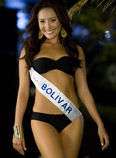 Miss Colombia Contestants, Bolivar departmen Contestants, Rossana Fortich Gonzalez
